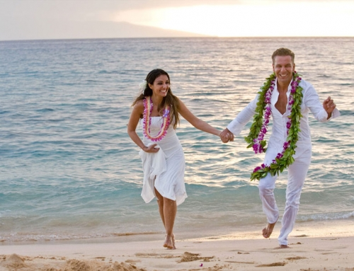 Makena Beach Wedding